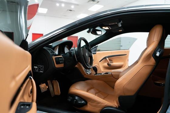 2013 Maserati GranTurismo Sport