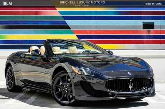2016 Maserati GranTurismo Sport:24 car images available