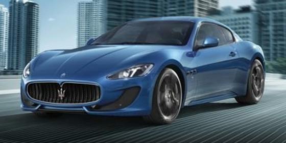 2017 Maserati GranTurismo Sport : Car has generic photo