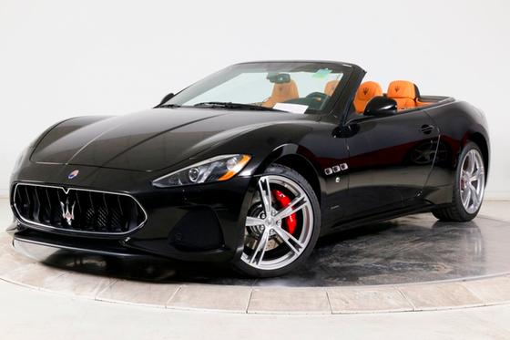 2019 Maserati GranTurismo Sport:14 car images available