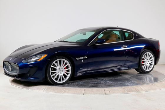 2016 Maserati GranTurismo Sport:18 car images available