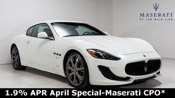 2016 Maserati GranTurismo Sport:21 car images available