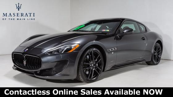 2017 Maserati GranTurismo Sport:21 car images available