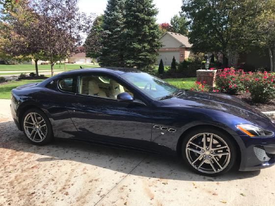 2015 Maserati GranTurismo Sport:6 car images available