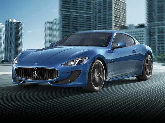 2017 Maserati GranTurismo Sport : Car has generic photo