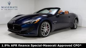 2017 Maserati GranTurismo Sport:23 car images available