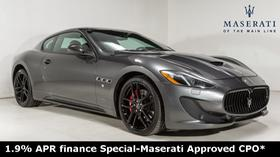 2017 Maserati GranTurismo Sport:23 car images available
