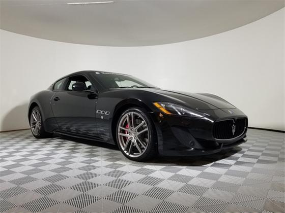 2017 Maserati GranTurismo Sport:24 car images available