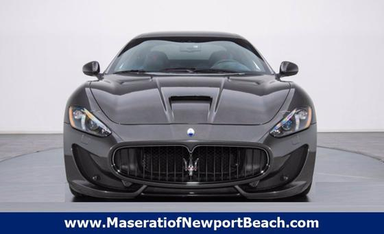 2017 Maserati GranTurismo Sport:2 car images available