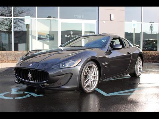 2017 Maserati GranTurismo Sport:19 car images available