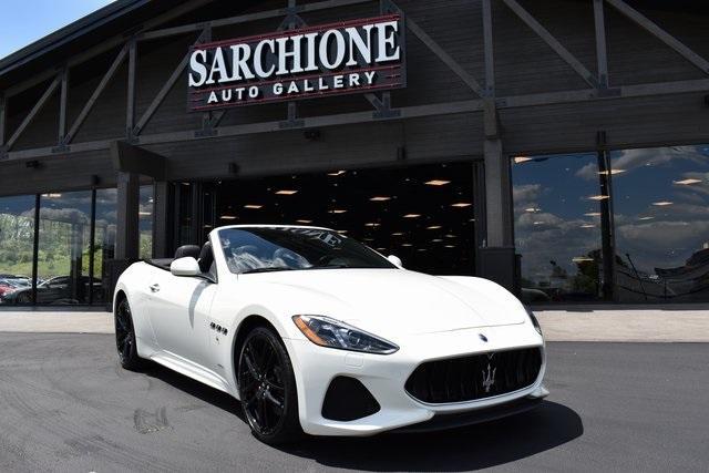 2018 Maserati GranTurismo Sport:18 car images available