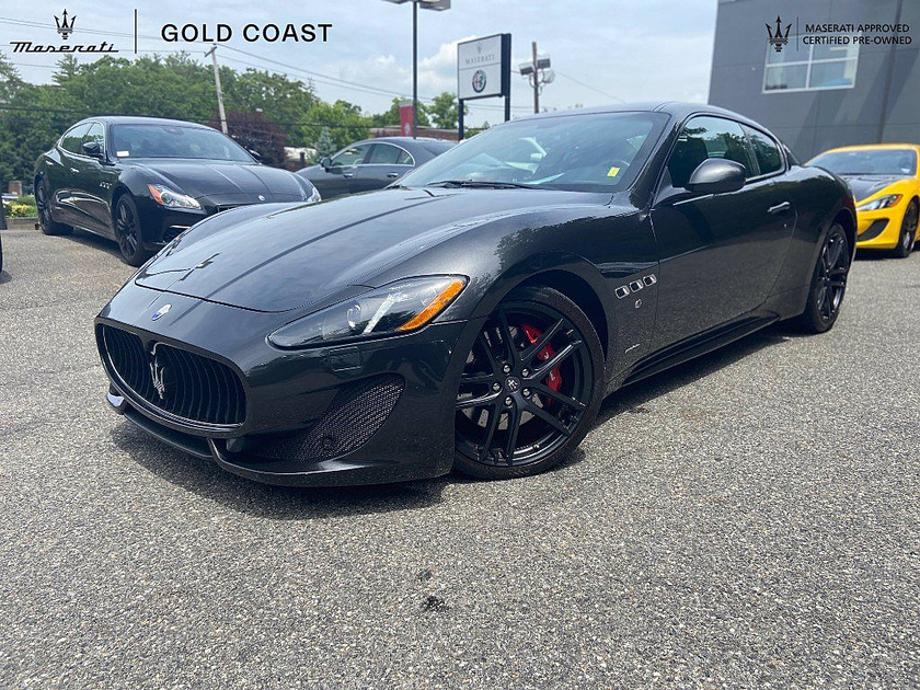 2017 Maserati GranTurismo Sport:21 car images available