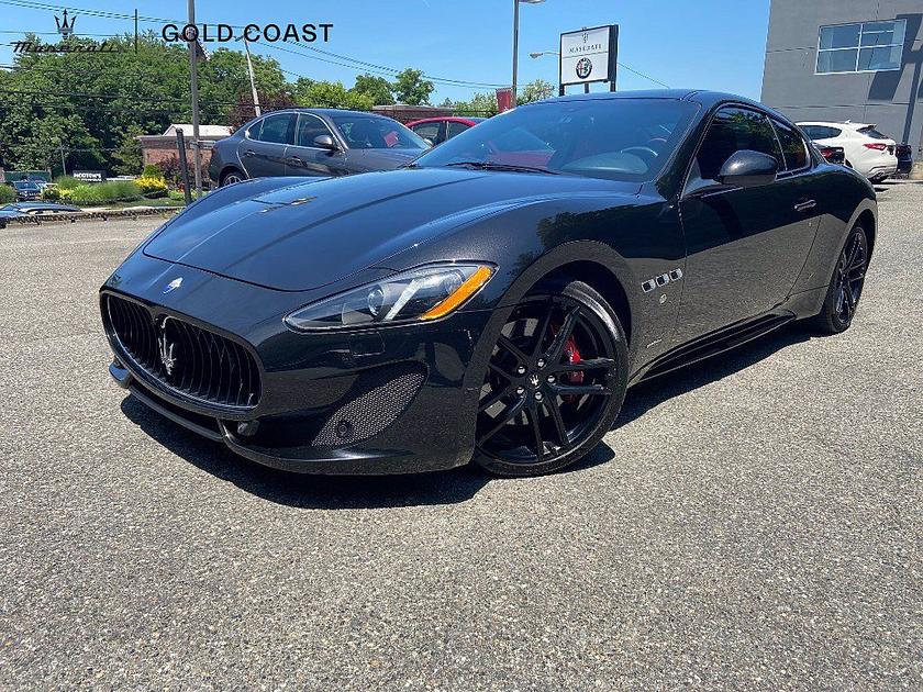 2017 Maserati GranTurismo Sport:20 car images available
