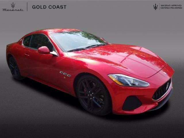2018 Maserati GranTurismo Sport:11 car images available