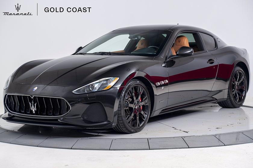 2018 Maserati GranTurismo Sport:20 car images available