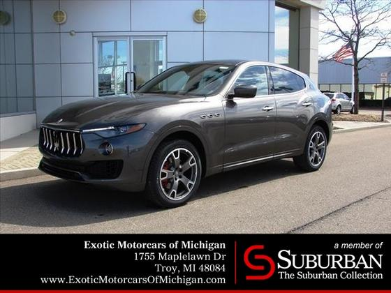 2017 Maserati Levante :22 car images available