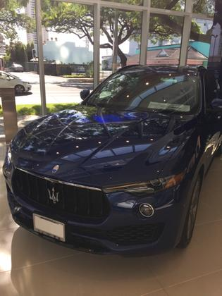 2017 Maserati Levante :14 car images available