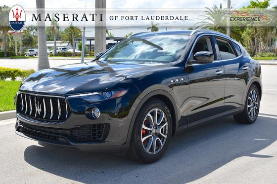 2017 Maserati Levante :12 car images available