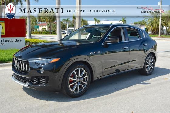 2017 Maserati Levante :20 car images available