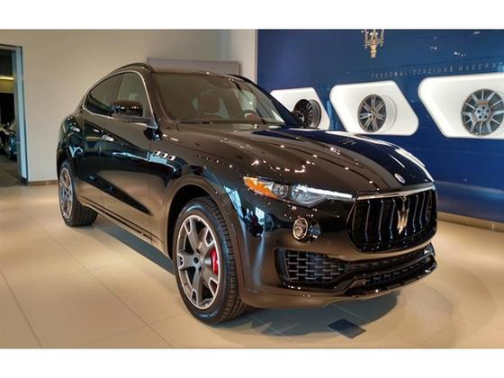 2017 Maserati Levante :5 car images available