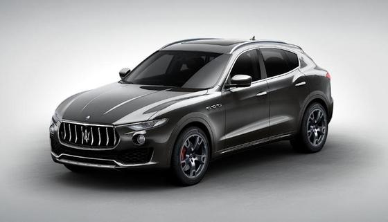 2018 Maserati Levante :3 car images available
