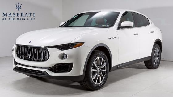 2018 Maserati Levante :23 car images available