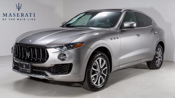 2017 Maserati Levante :23 car images available