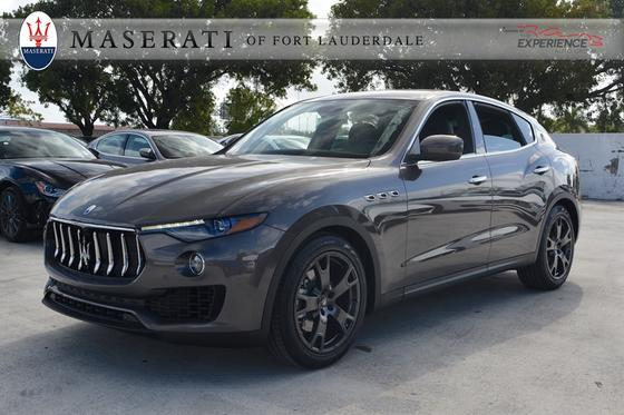 2018 Maserati Levante :15 car images available