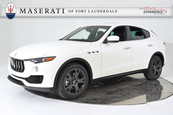 2018 Maserati Levante :18 car images available