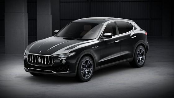 2018 Maserati Levante :2 car images available