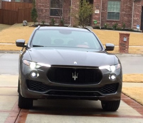 2017 Maserati Levante :9 car images available
