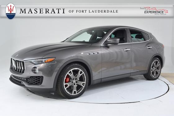 2018 Maserati Levante :20 car images available