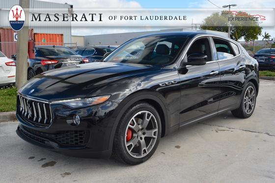2018 Maserati Levante :9 car images available