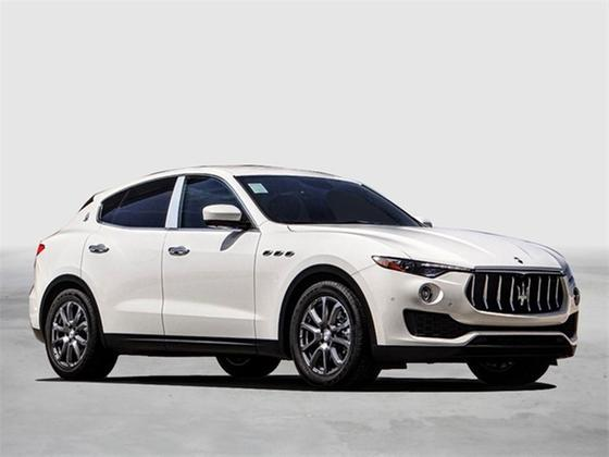 2018 Maserati Levante :14 car images available