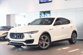 2018 Maserati Levante :24 car images available
