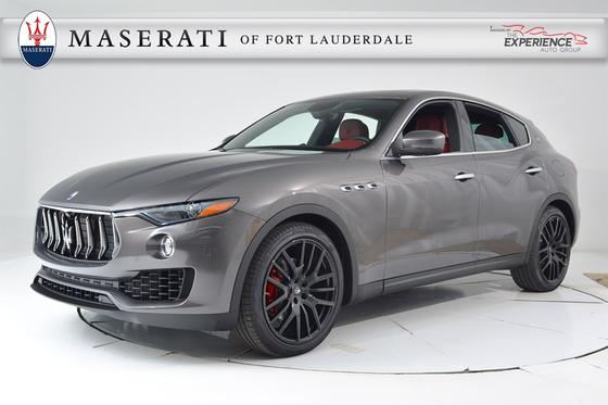 2018 Maserati Levante :17 car images available