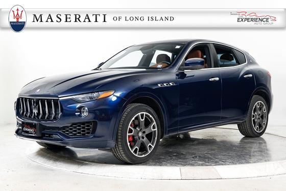 2017 Maserati Levante :17 car images available