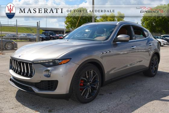 2018 Maserati Levante :11 car images available