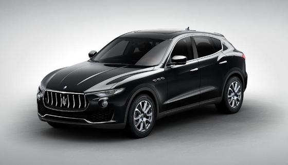 2017 Maserati Levante :3 car images available