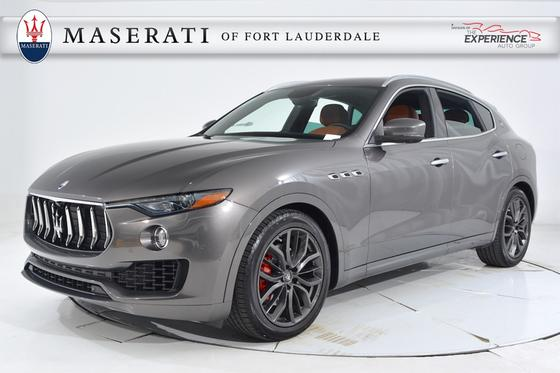 2019 Maserati Levante :17 car images available
