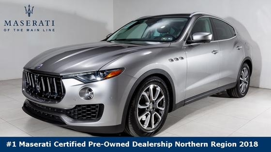 2017 Maserati Levante :21 car images available