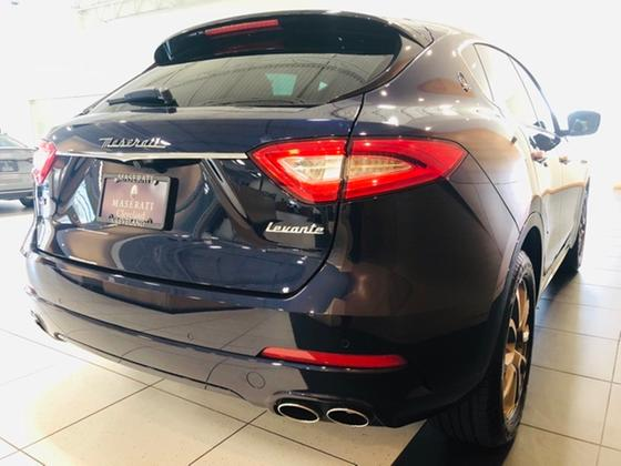 2019 Maserati Levante