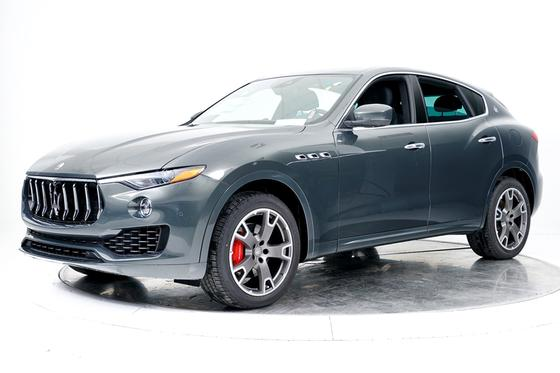 2018 Maserati Levante :10 car images available