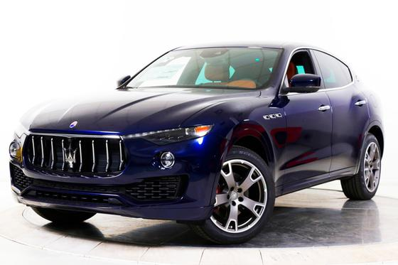 2019 Maserati Levante :14 car images available