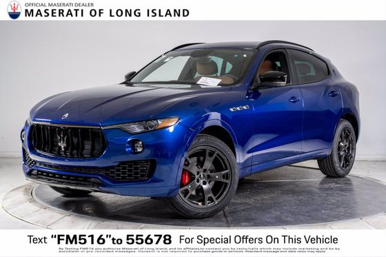2020 Maserati Levante :14 car images available