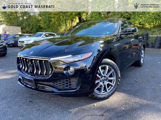 2020 Maserati Levante :24 car images available