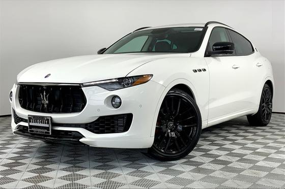 2020 Maserati Levante :11 car images available