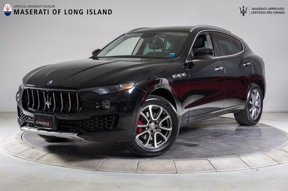 2017 Maserati Levante :19 car images available