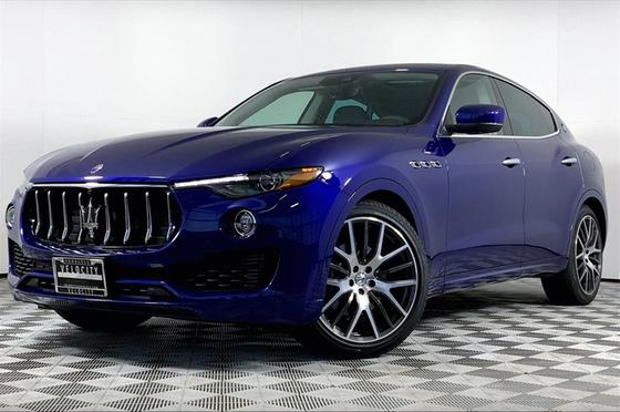 2021 Maserati Levante :11 car images available
