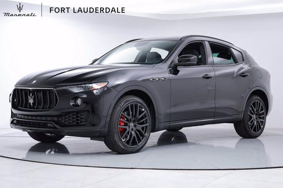 2021 Maserati Levante :19 car images available